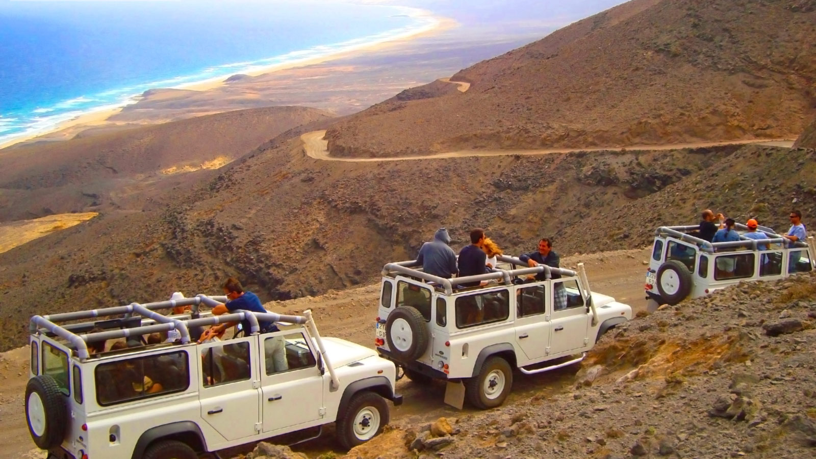Jeep Safari Fuerteventura Aktiv